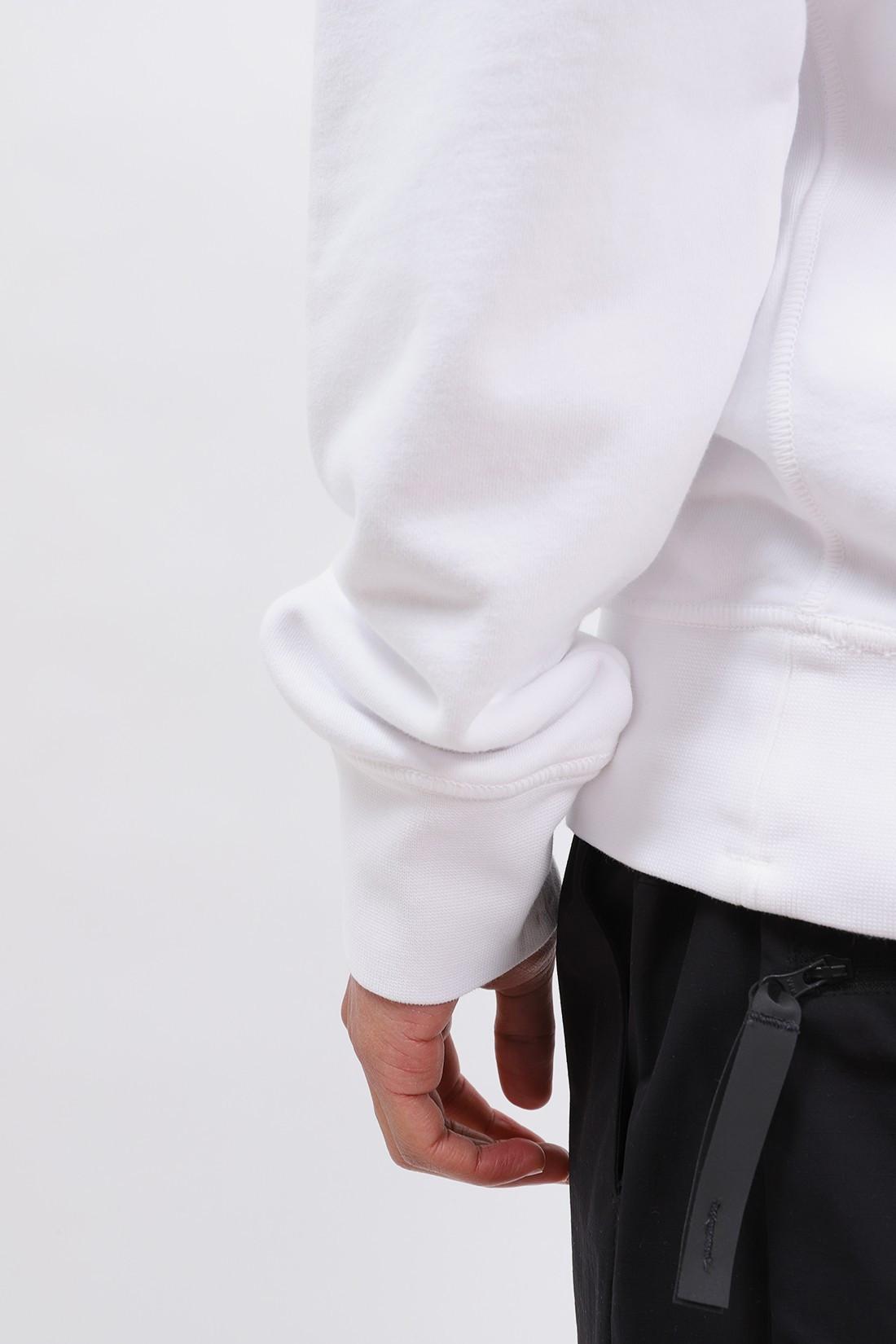 STONE ISLAND / 63051 crewneck sweater v0001 Bianco