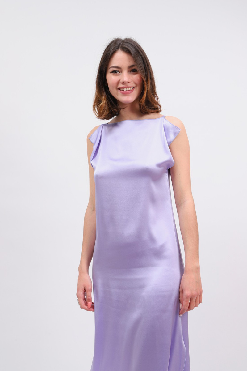 Rey dress Laguna purple
