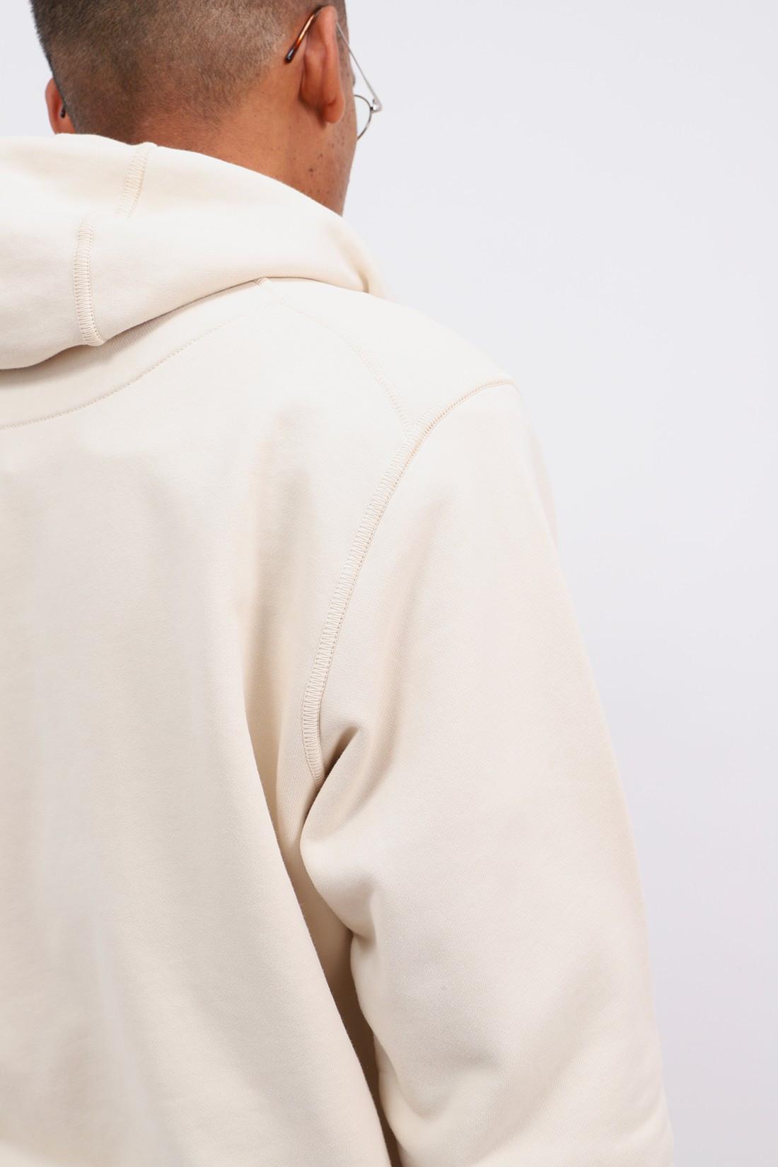 STONE ISLAND / 64151 hooded sweater v0093 Avorio