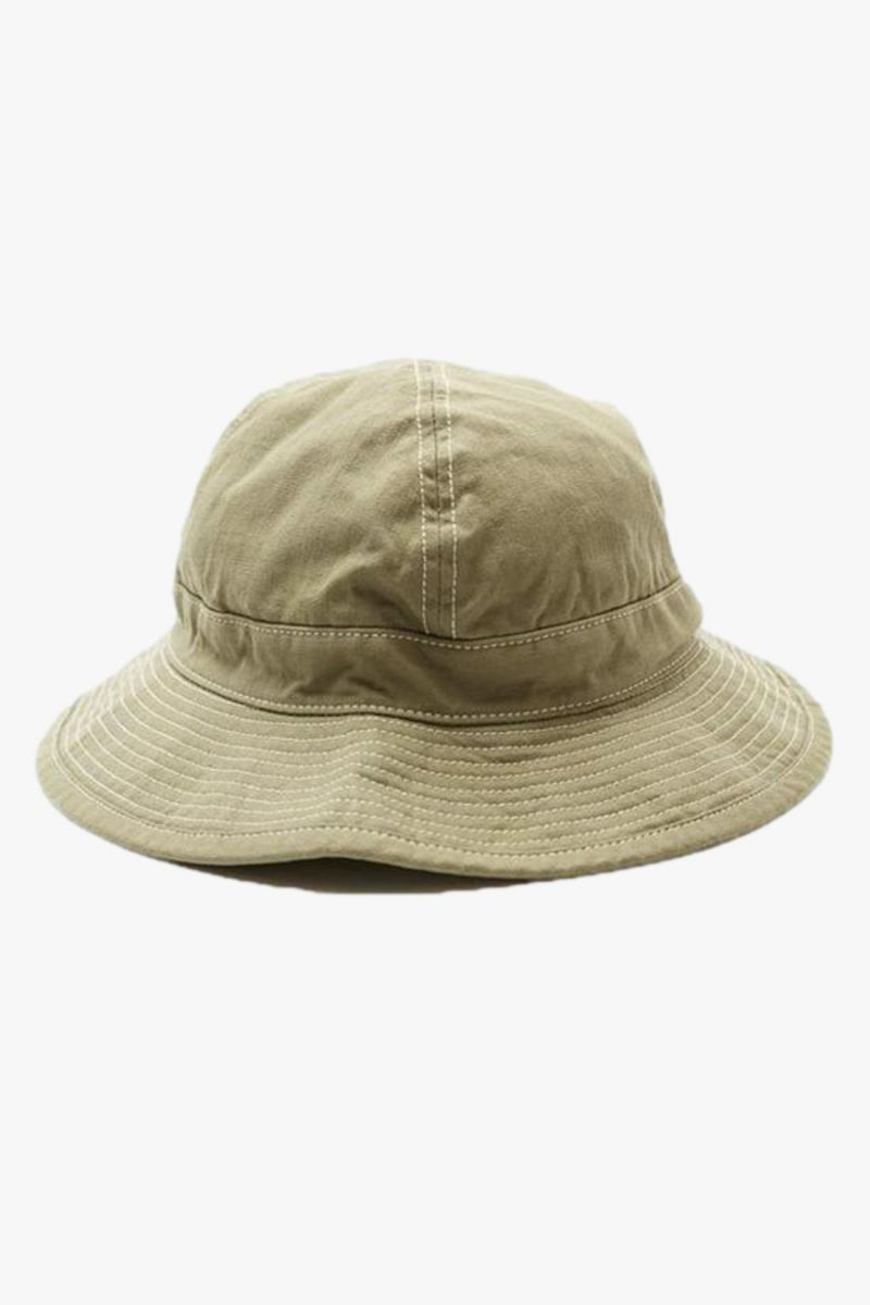 Us navy hat herringbone Green