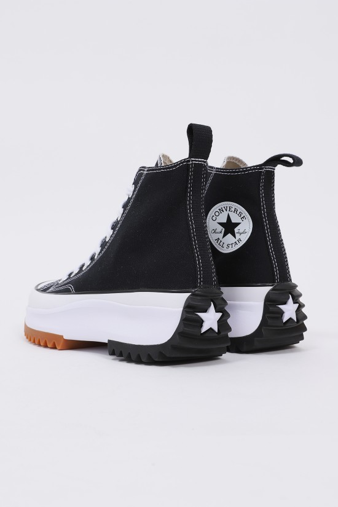 CONVERSE / Run star hike hi Black