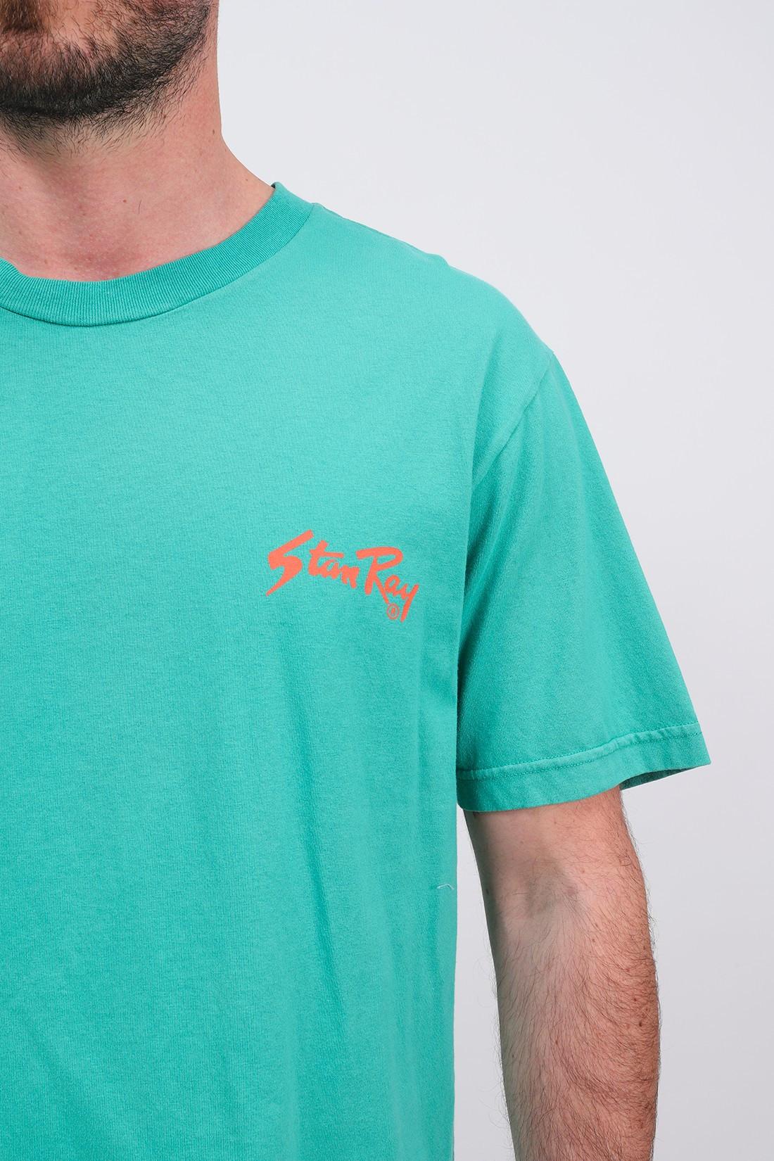 STAN RAY / Stan og ss tee Sea green