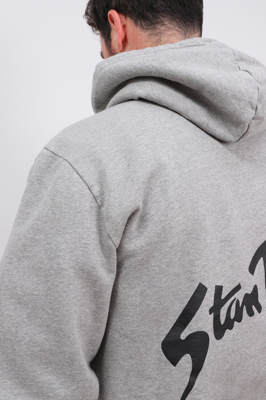 STAN RAY / Stan og hood Grey heather