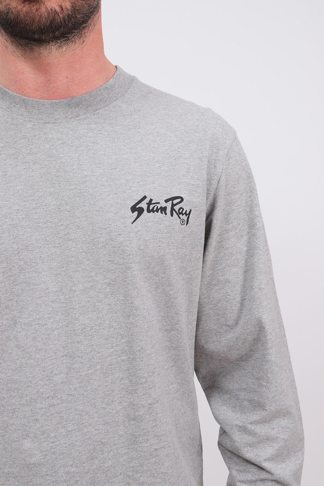 STAN RAY / Stan og ls tee Grey heather
