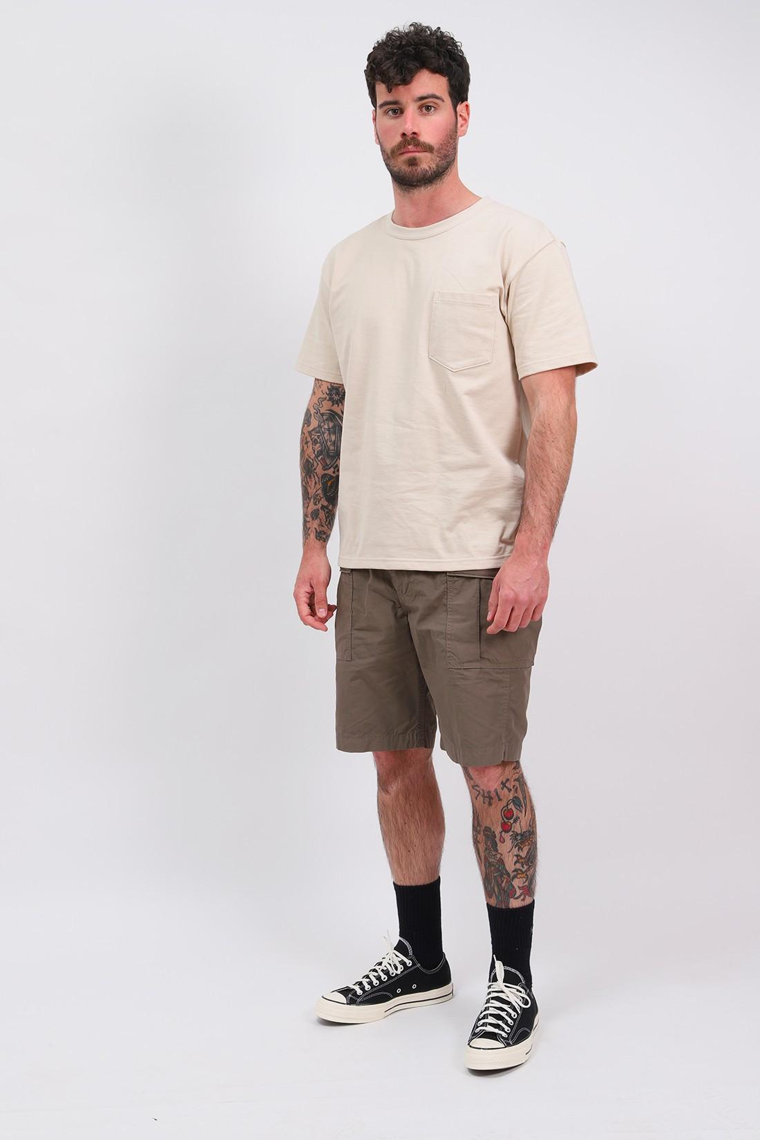 ORSLOW / Easy cargo shorts Olive