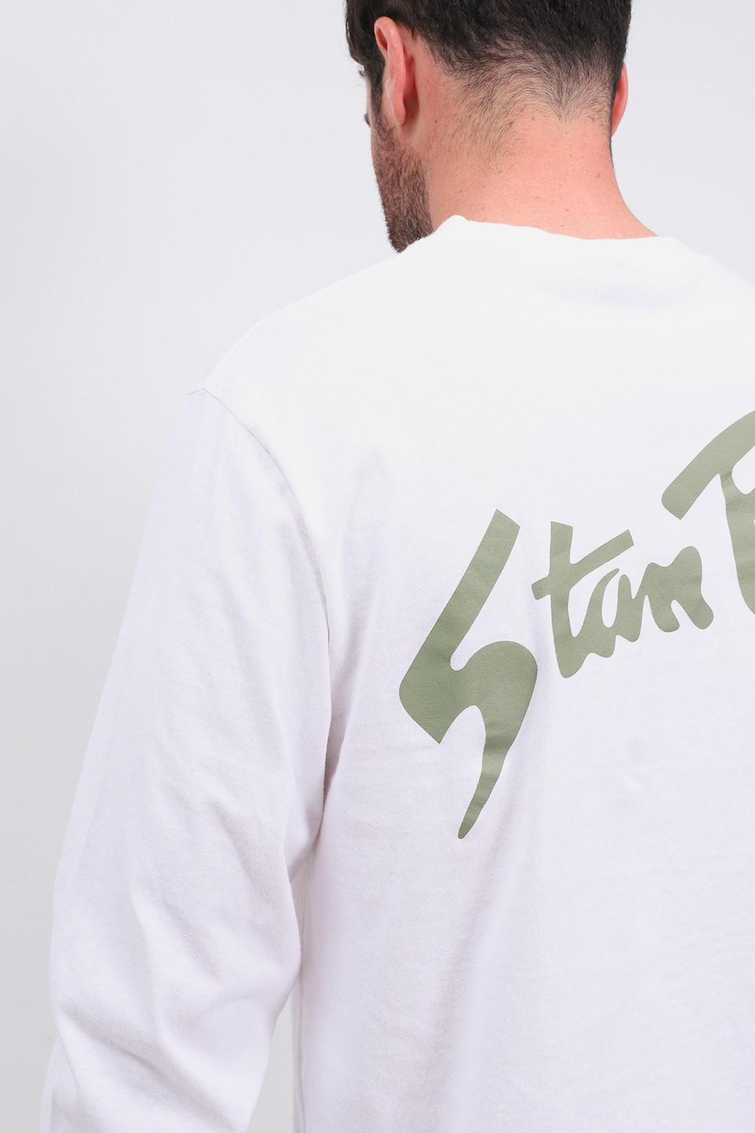 STAN RAY / Stan og ls tee White