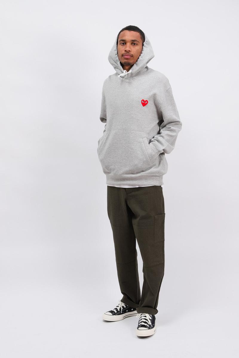 Play hooded sweatshirt Grey