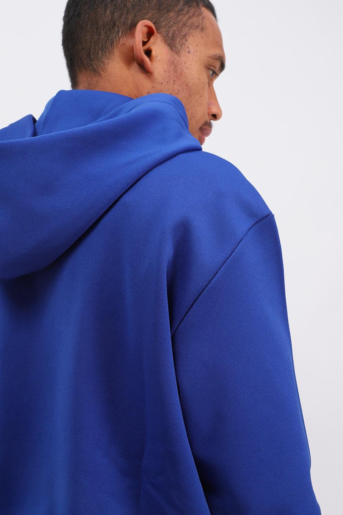 COMME DES GARÇONS PLAY / Play hooded sweatshirt Navy
