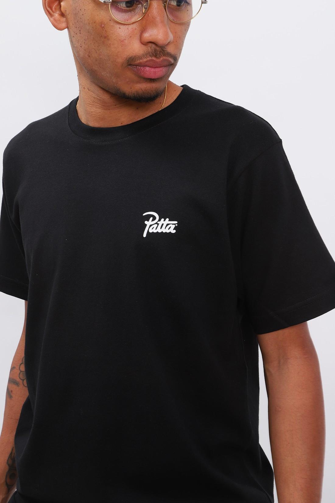 PATTA / Patta love ss t Black