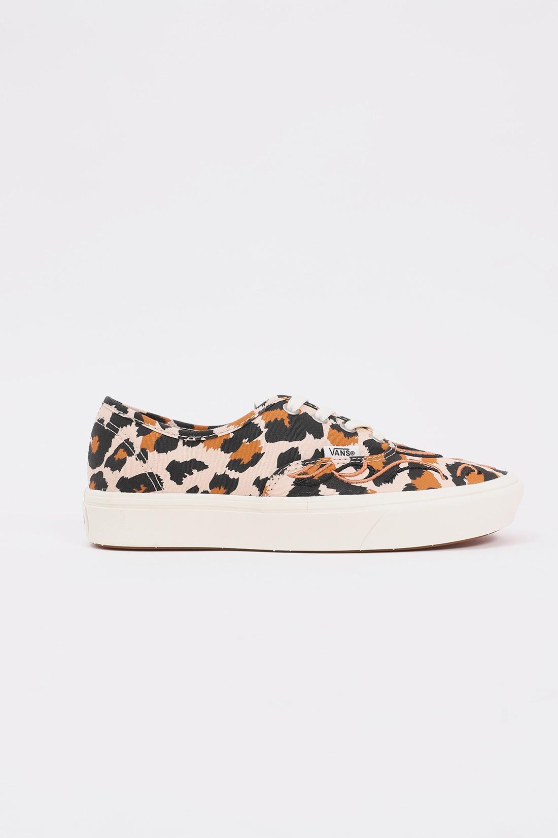 VANS / Comfycush authent Leopard/marshmallow