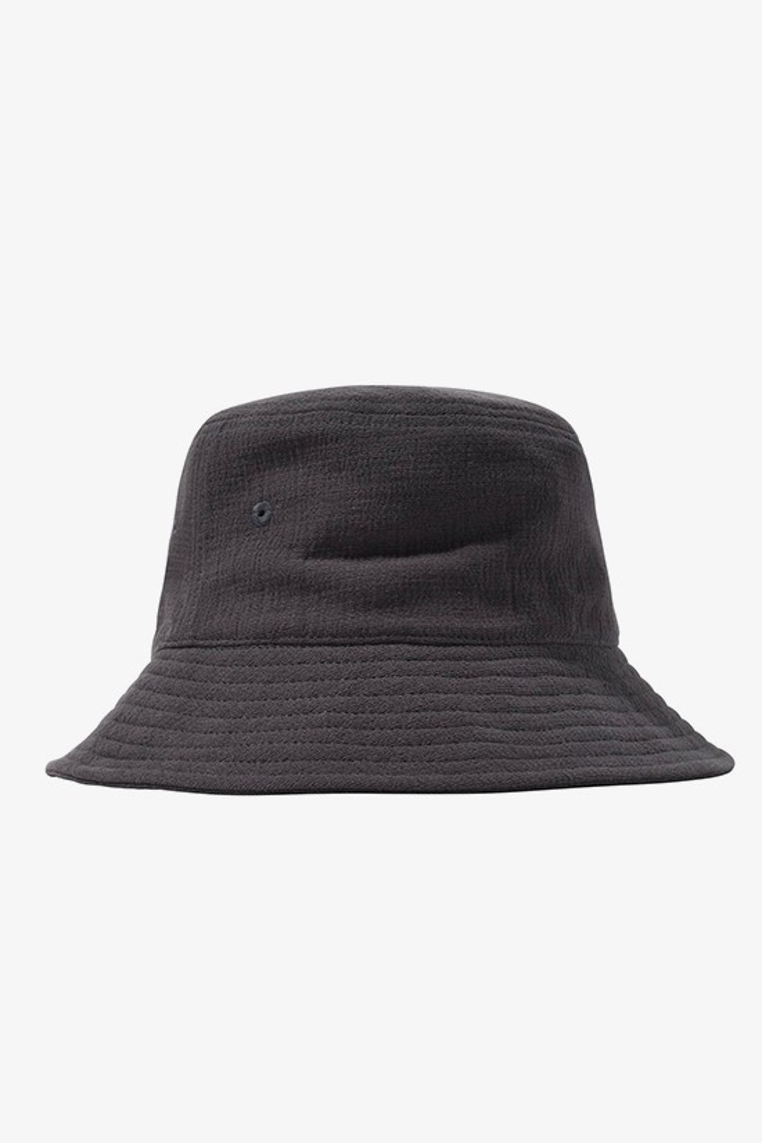 STUSSY / Gauze cotton big logo bucket Grey