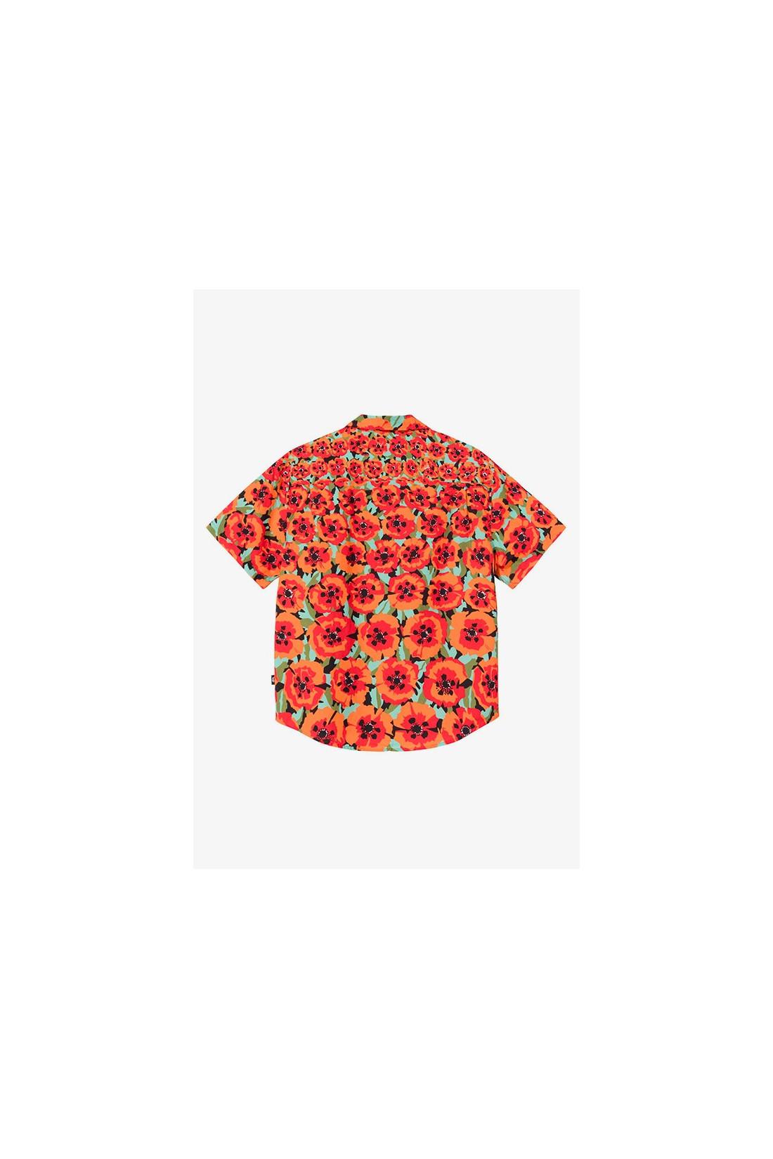 STUSSY / Poppy shirt Orange