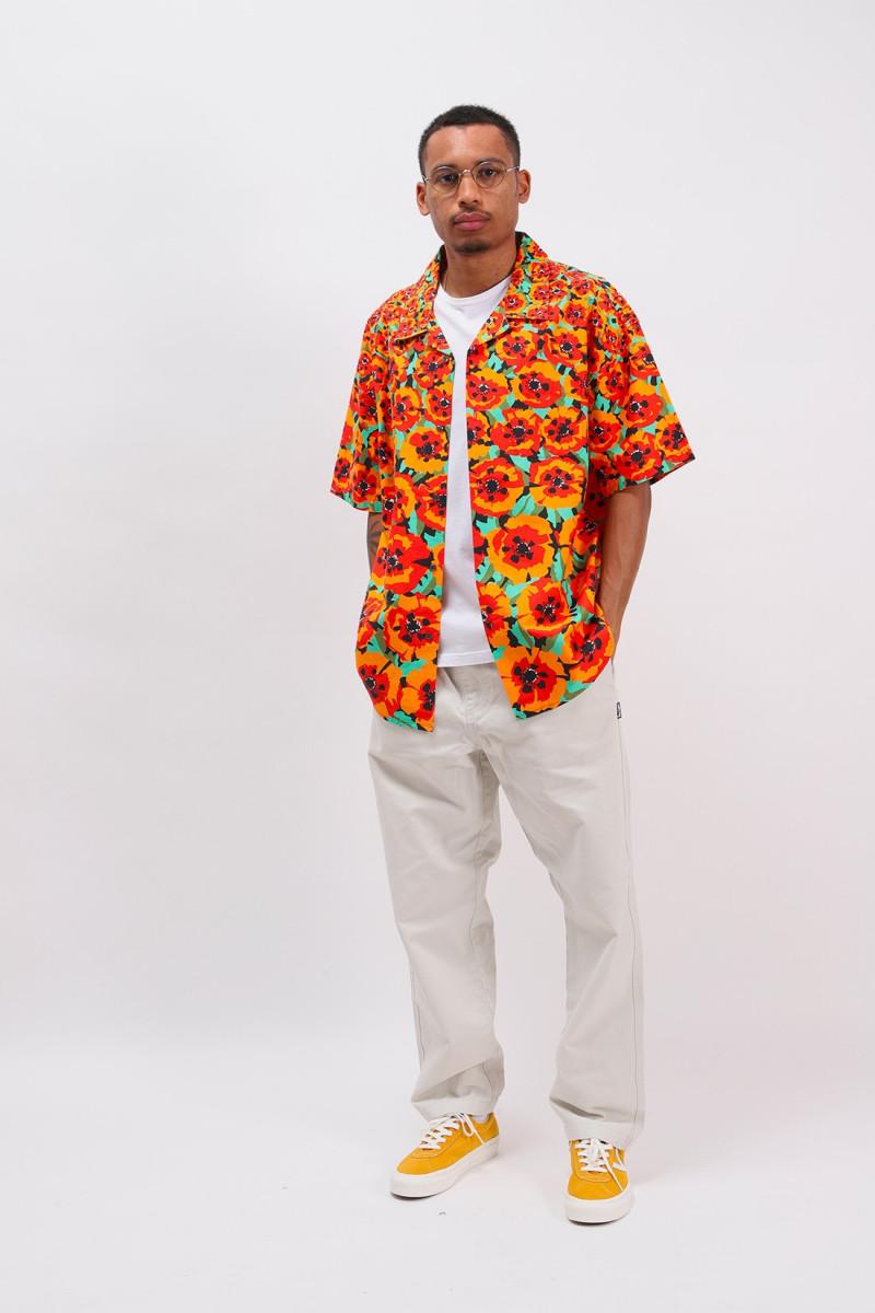Poppy shirt Orange