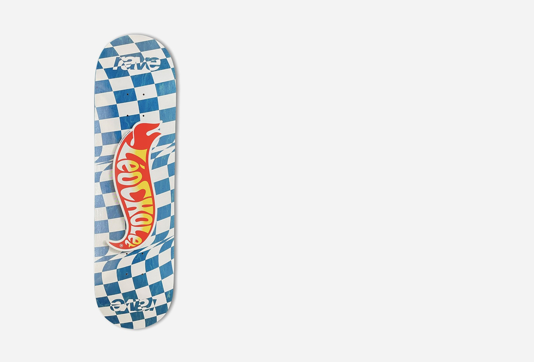 RAVE / Leo cholet pro board Blue
