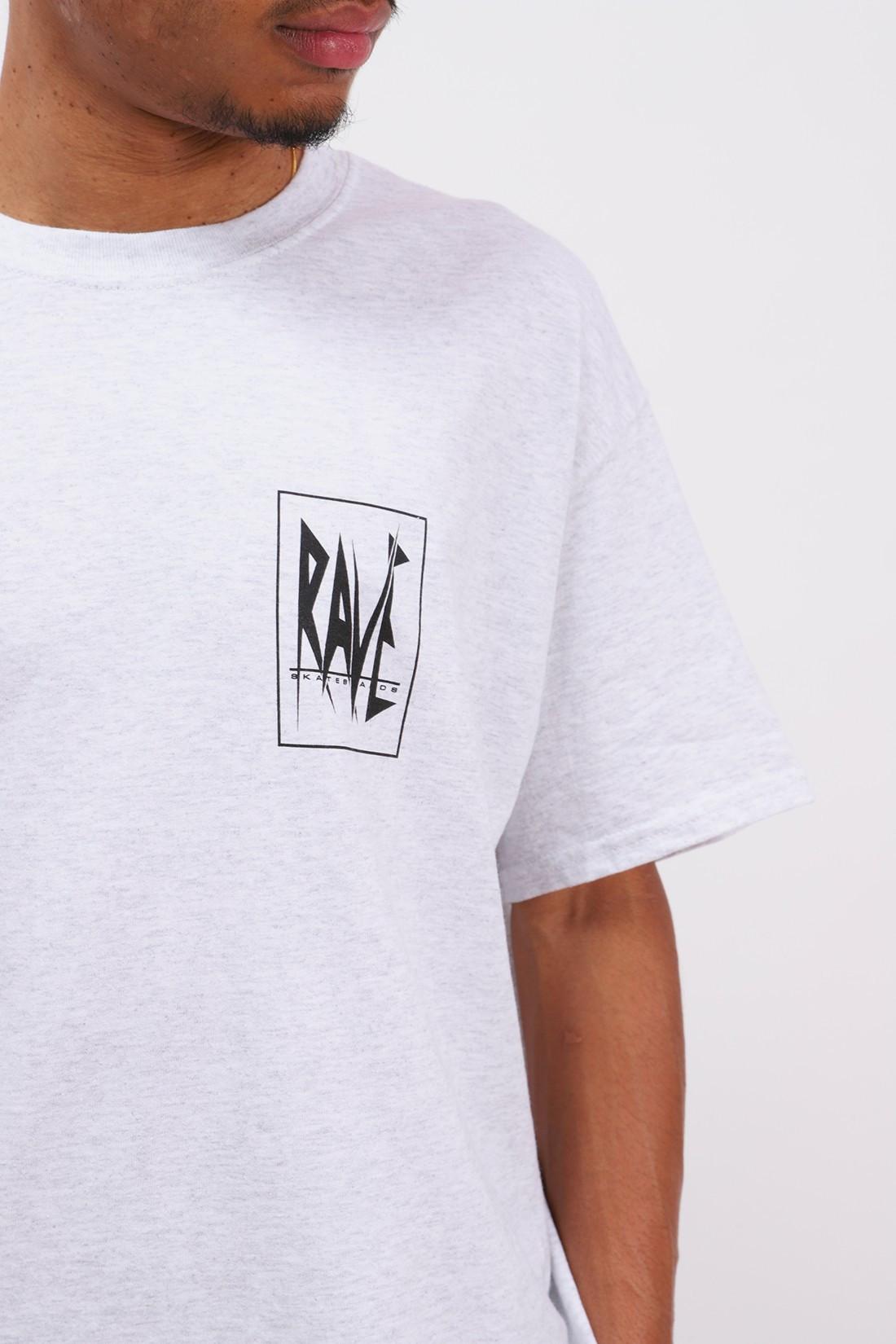 RAVE / Rave sanary tee Ash grey