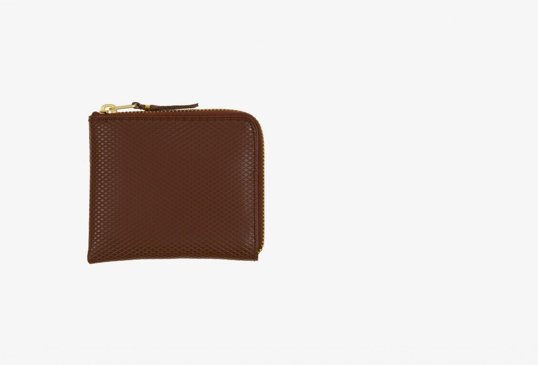 COMME DES GARÇONS WALLETS / Cdg luxury group sa3100lg Brown
