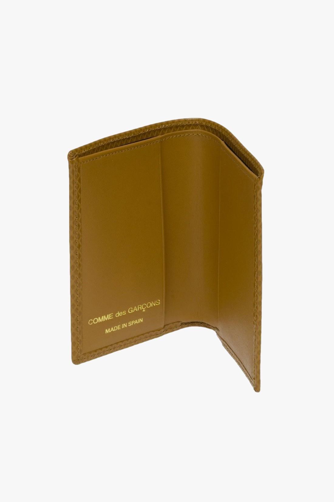COMME DES GARÇONS WALLETS / Cdg luxury group sa6400lg Beige