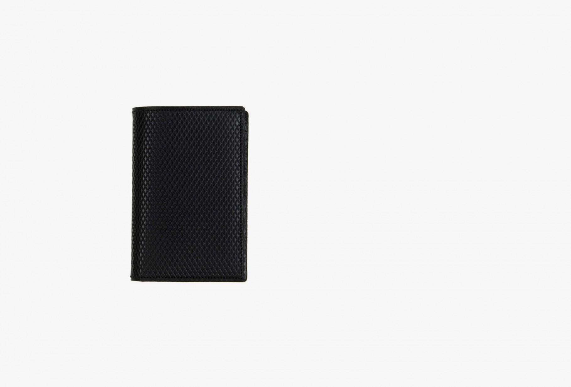COMME DES GARÇONS WALLETS / Cdg luxury group sa6400lg Black