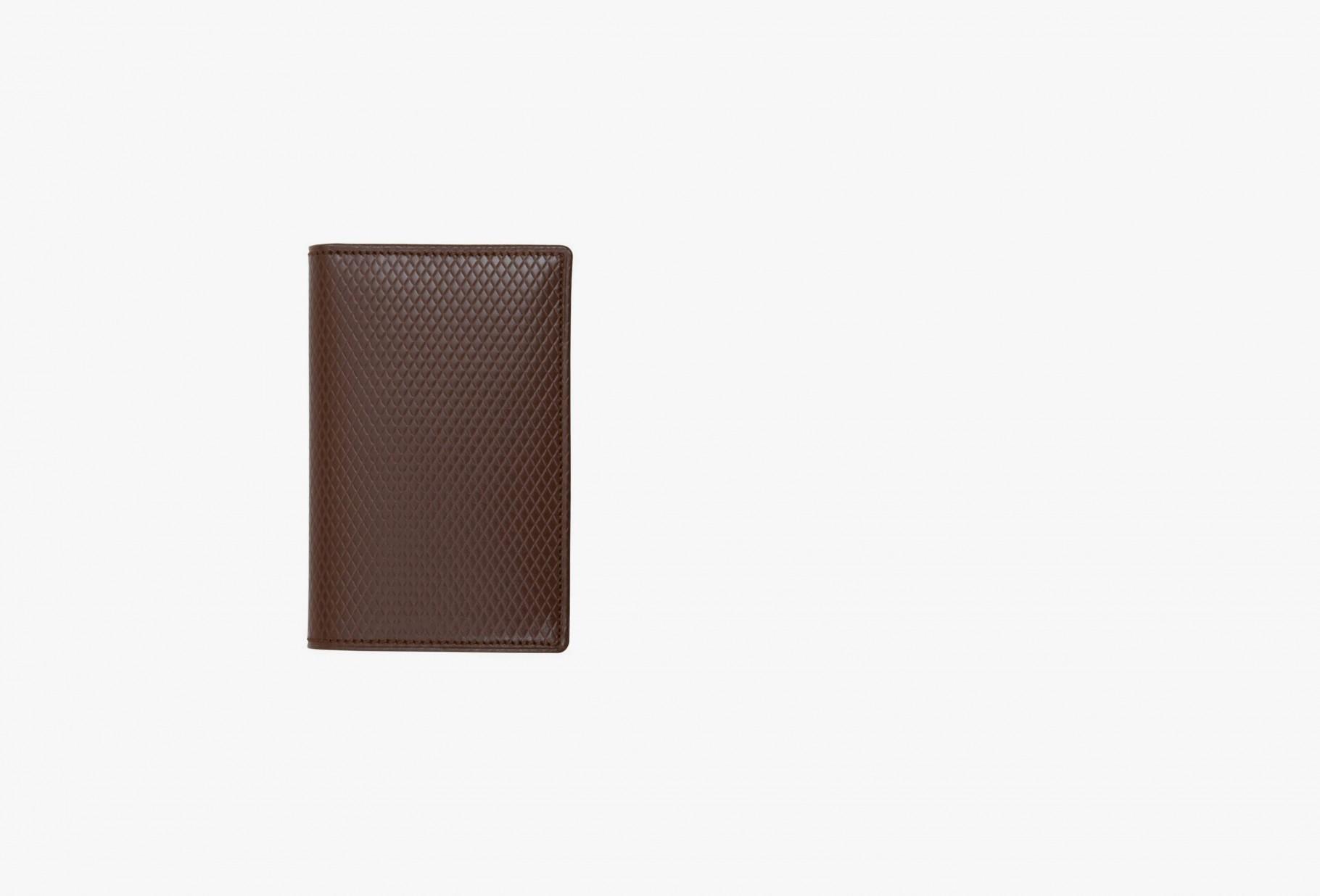 COMME DES GARÇONS WALLETS / Cdg luxury group sa6400lg Brown