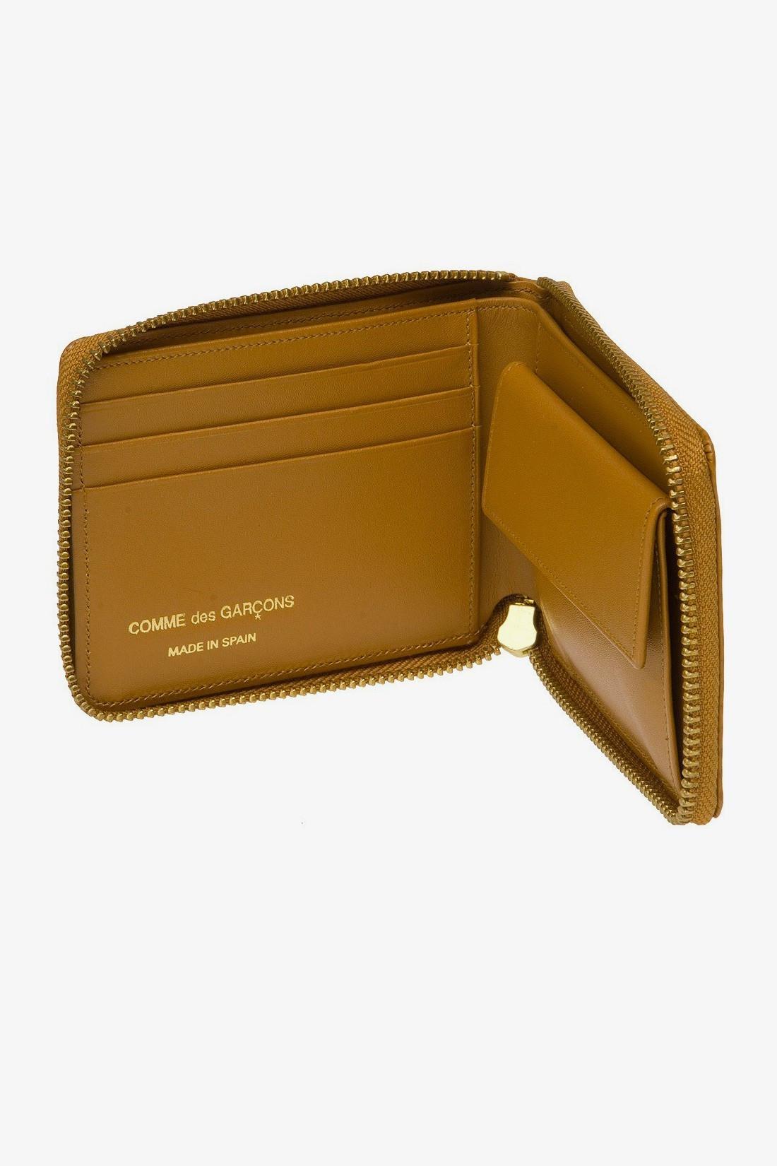 COMME DES GARÇONS WALLETS / Cdg luxury group sa7100lg Beige