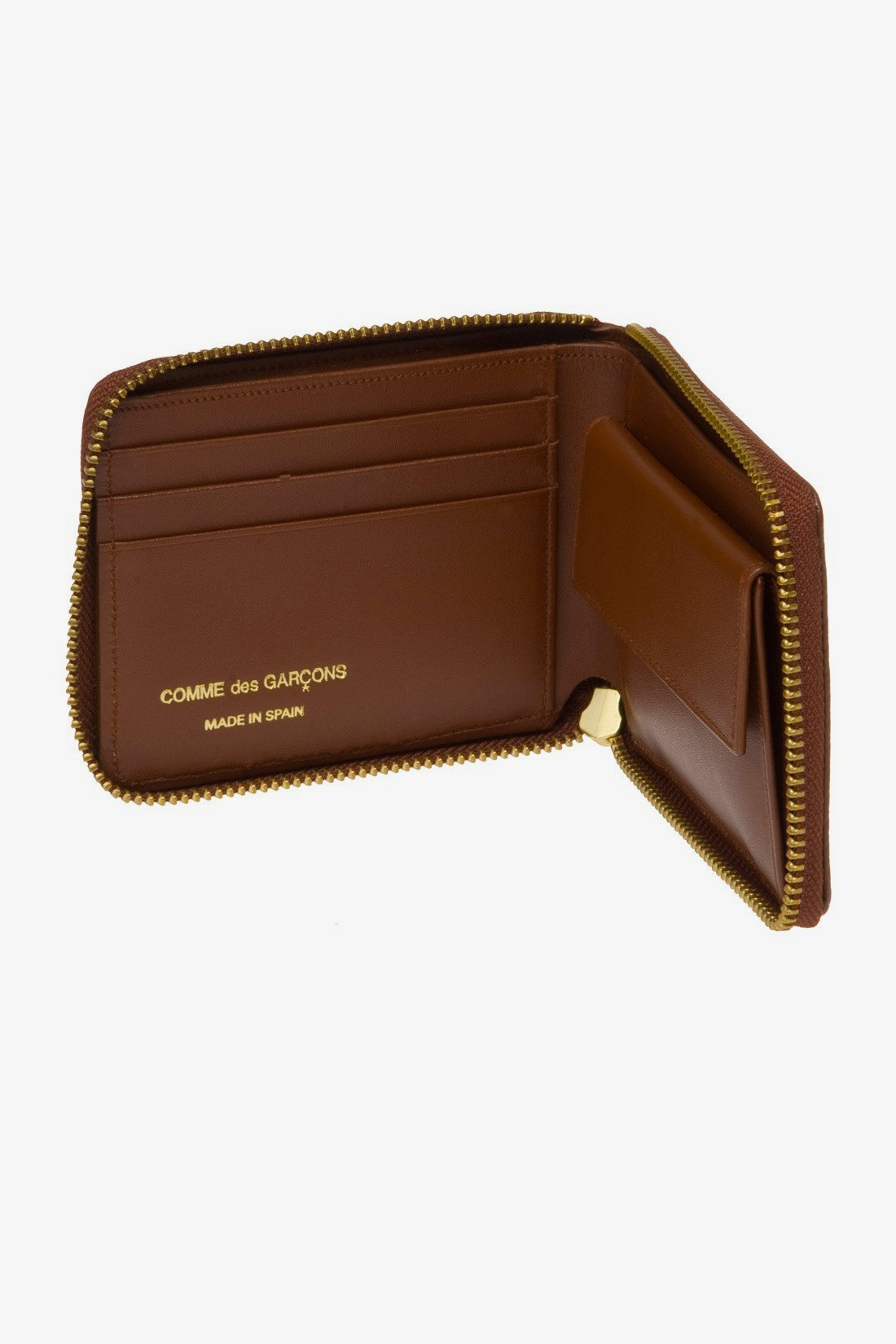 COMME DES GARÇONS WALLETS / Cdg luxury group sa7100lg Brown