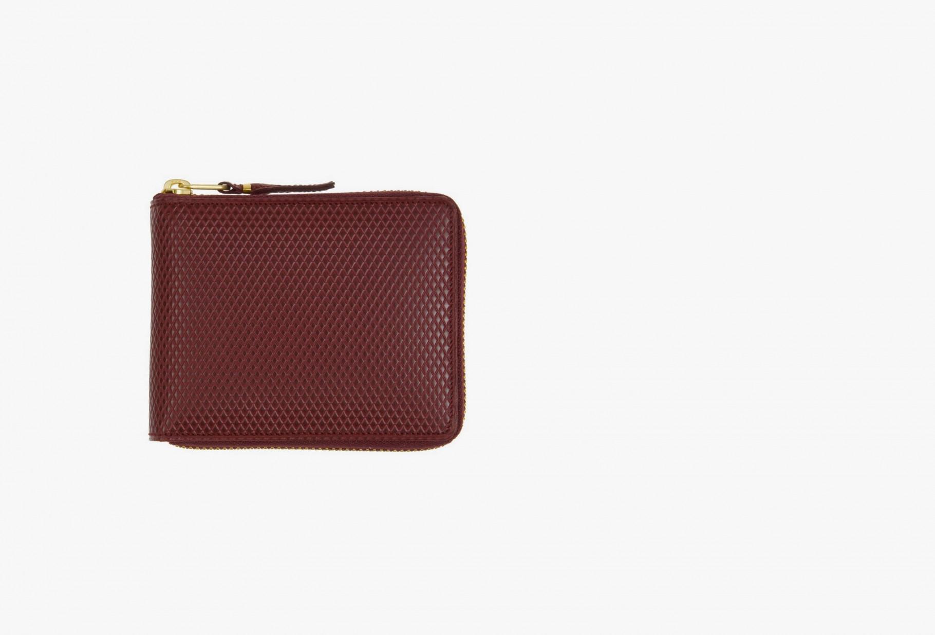 COMME DES GARÇONS WALLETS / Cdg luxury group sa7100lg Burgundy