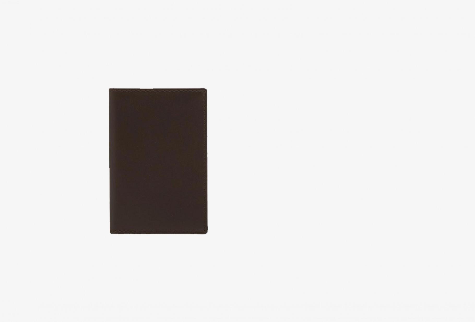 COMME DES GARÇONS WALLETS / Cdg leather wallet classic Sa6400 brown