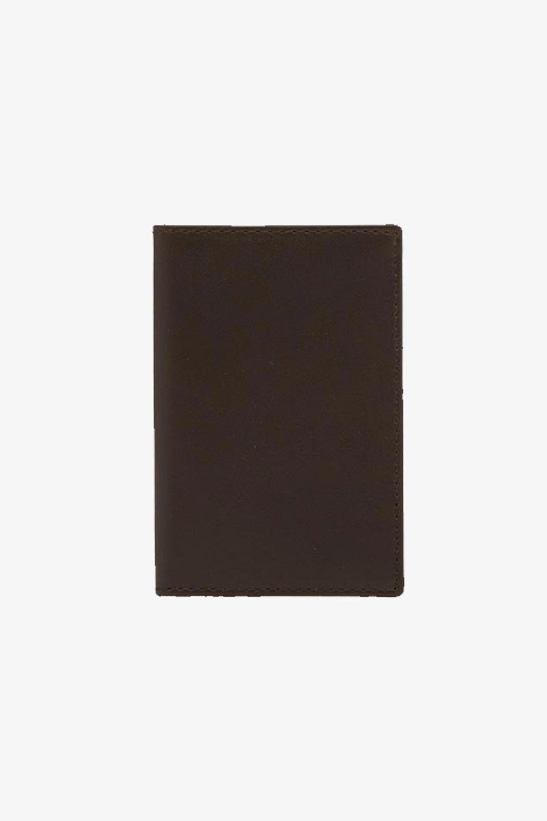 COMME DES GARÇONS WALLETS / Cdg leather wallet classic Brown