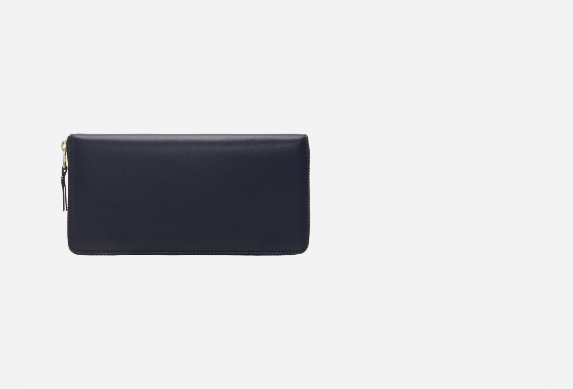 COMME DES GARÇONS WALLETS / Cdg leather wallet classic Sa0110 navy