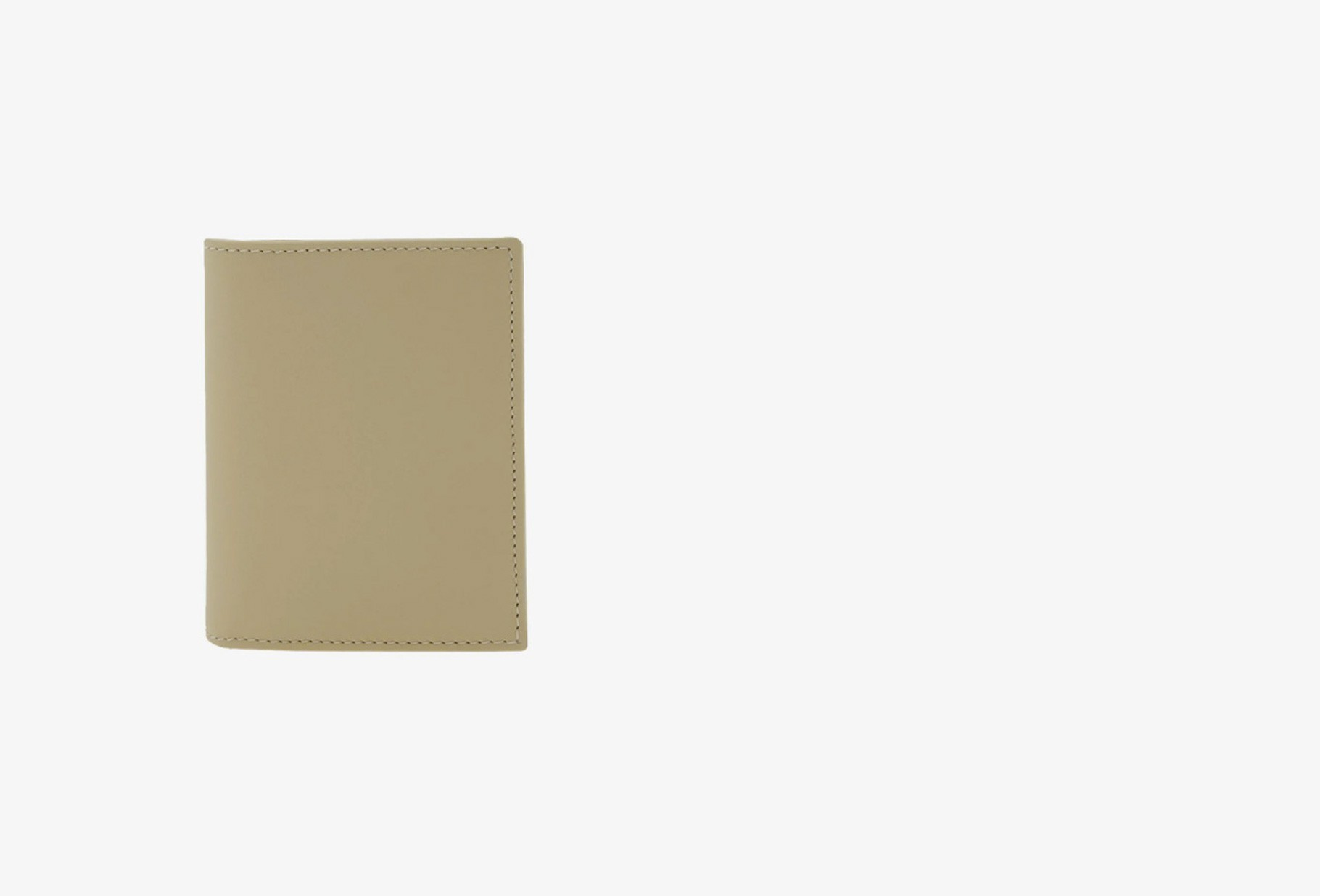 COMME DES GARÇONS WALLETS / Cdg leather wallet classic Sa0641 white