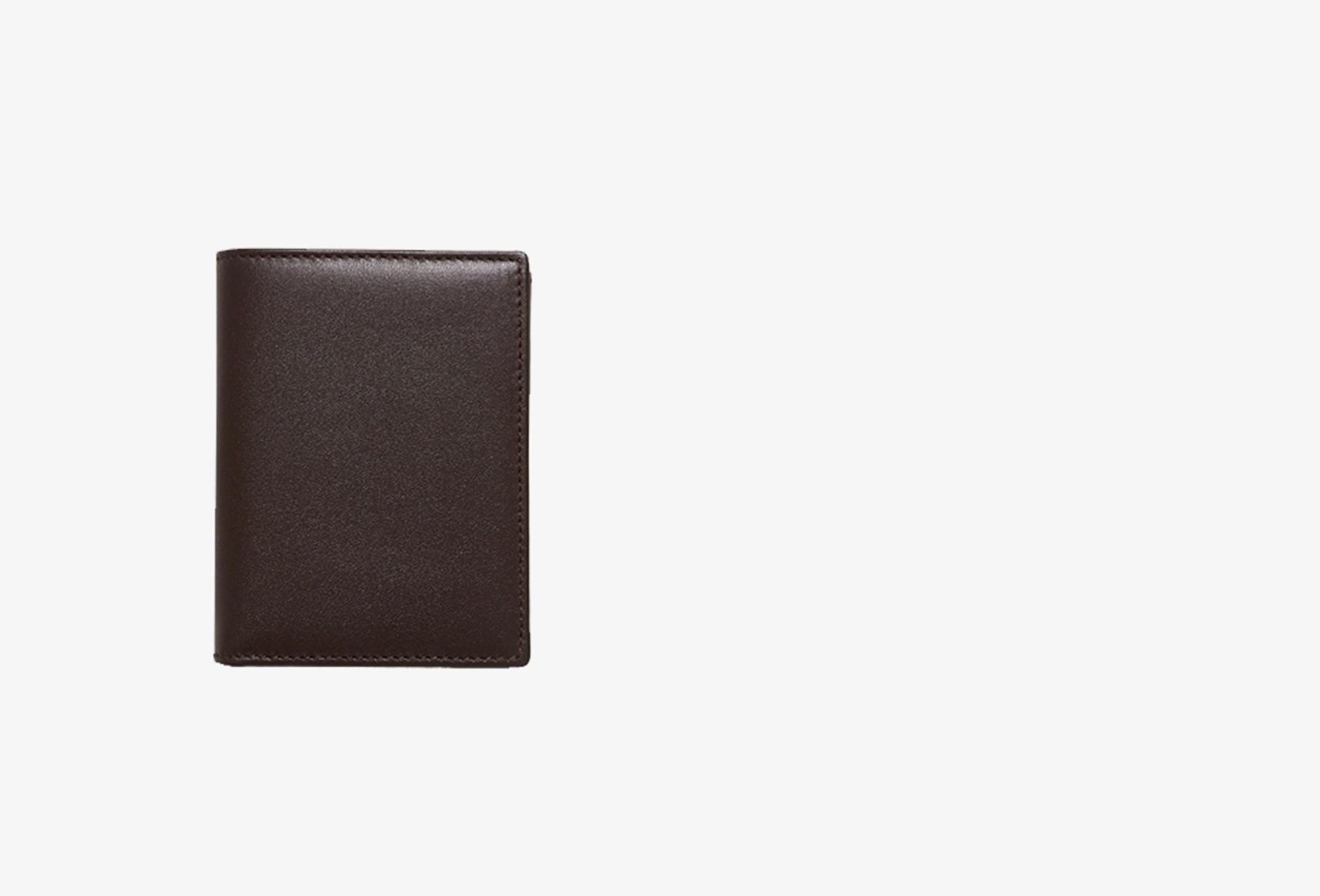 COMME DES GARÇONS WALLETS / Cdg leather wallet classic Sa0641 brown