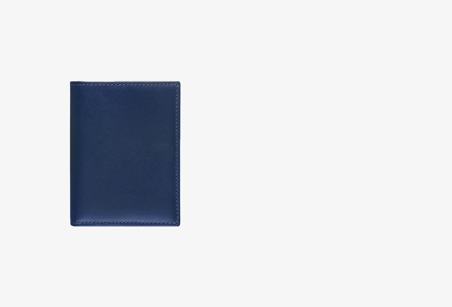 COMME DES GARÇONS WALLETS / Cdg leather wallet classic Sa0641 navy