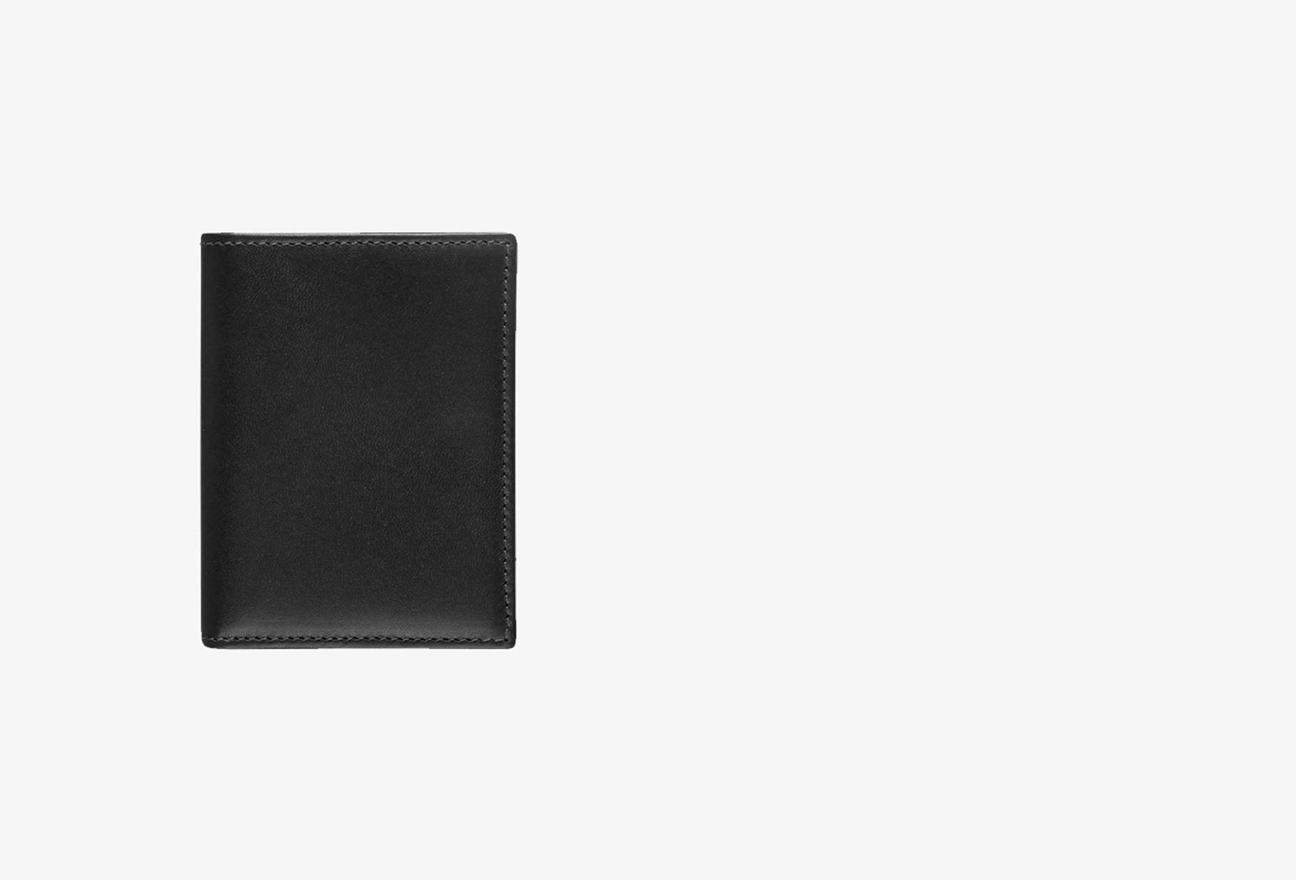 COMME DES GARÇONS WALLETS / Cdg leather wallet classic Sa0641 black