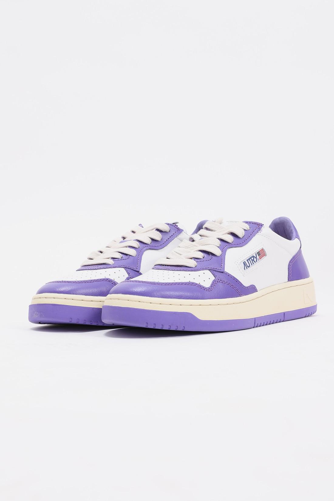 AUTRY / Autry White/purple