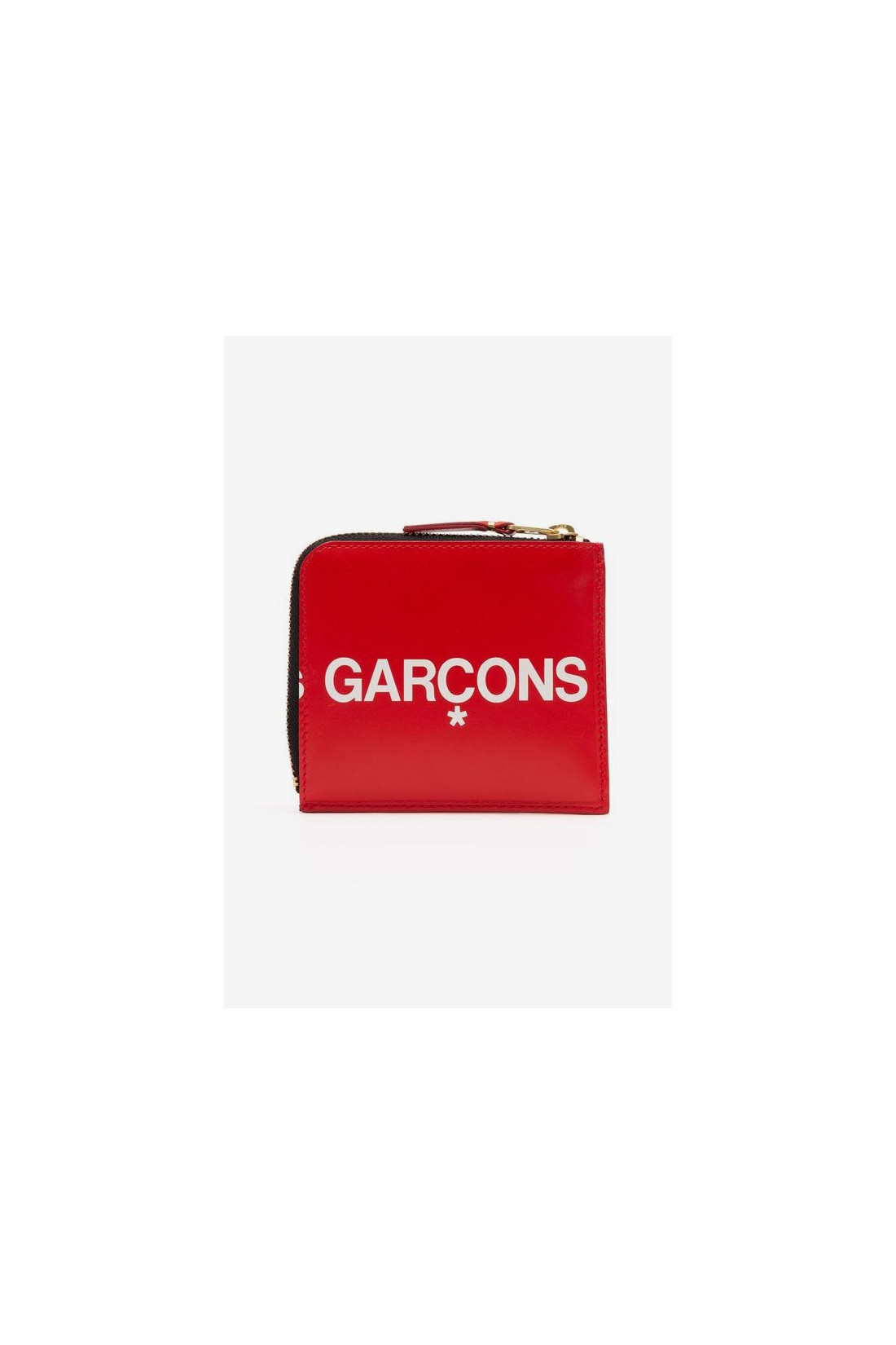 COMME DES GARÇONS WALLETS / Cdg huge logo wallet sa3100hl Red