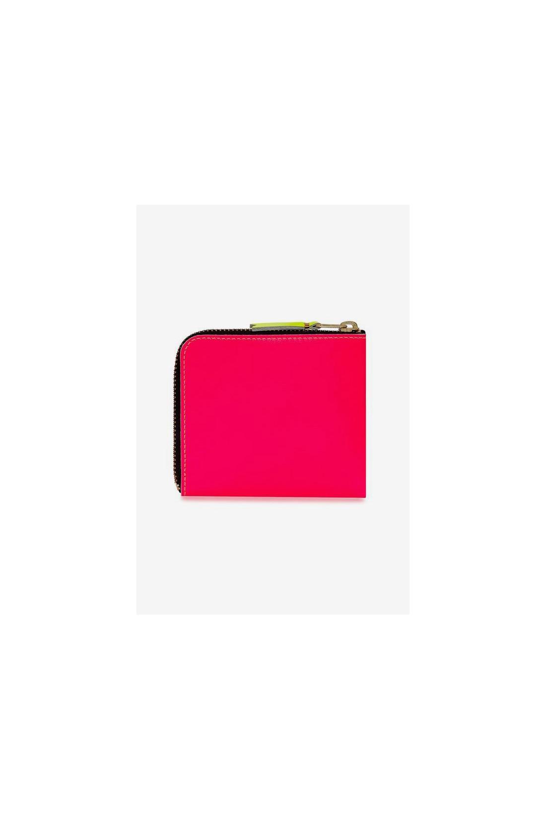 COMME DES GARÇONS WALLETS / Cdg super fluo sa3100sf Light orange pink