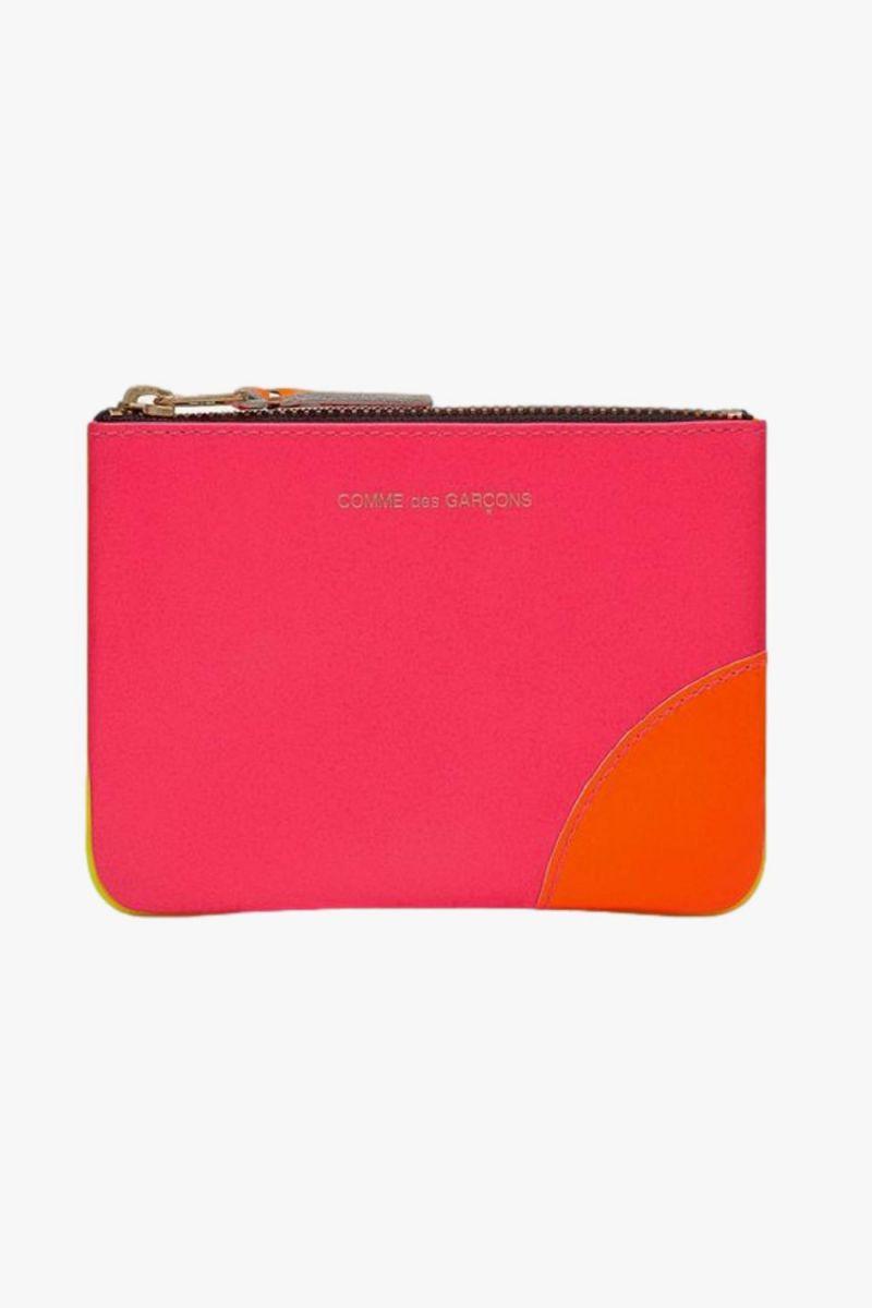 Cdg super fluo sa8100sf Pink yellow