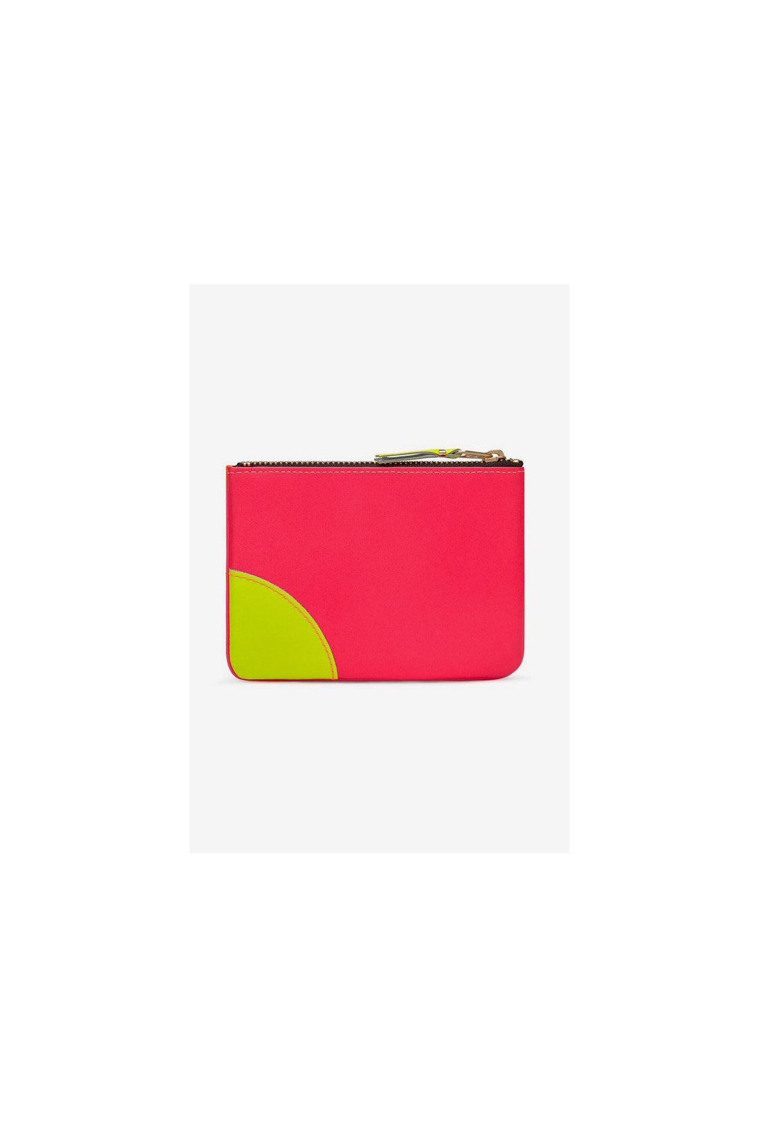 COMME DES GARÇONS WALLETS / Cdg super fluo sa8100sf Orange pink