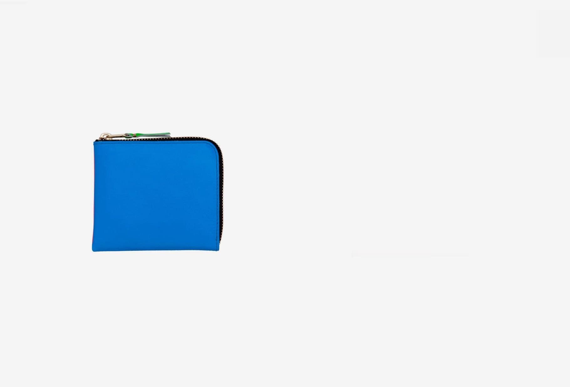 COMME DES GARÇONS WALLETS / Cdg super fluo sa3100sf Orange blue