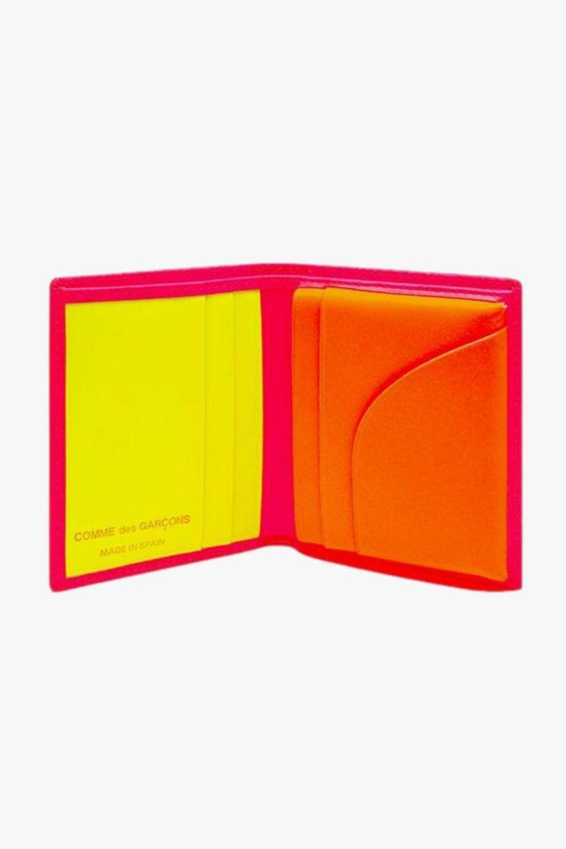 Cdg super fluo sa0641sf Pink yellow