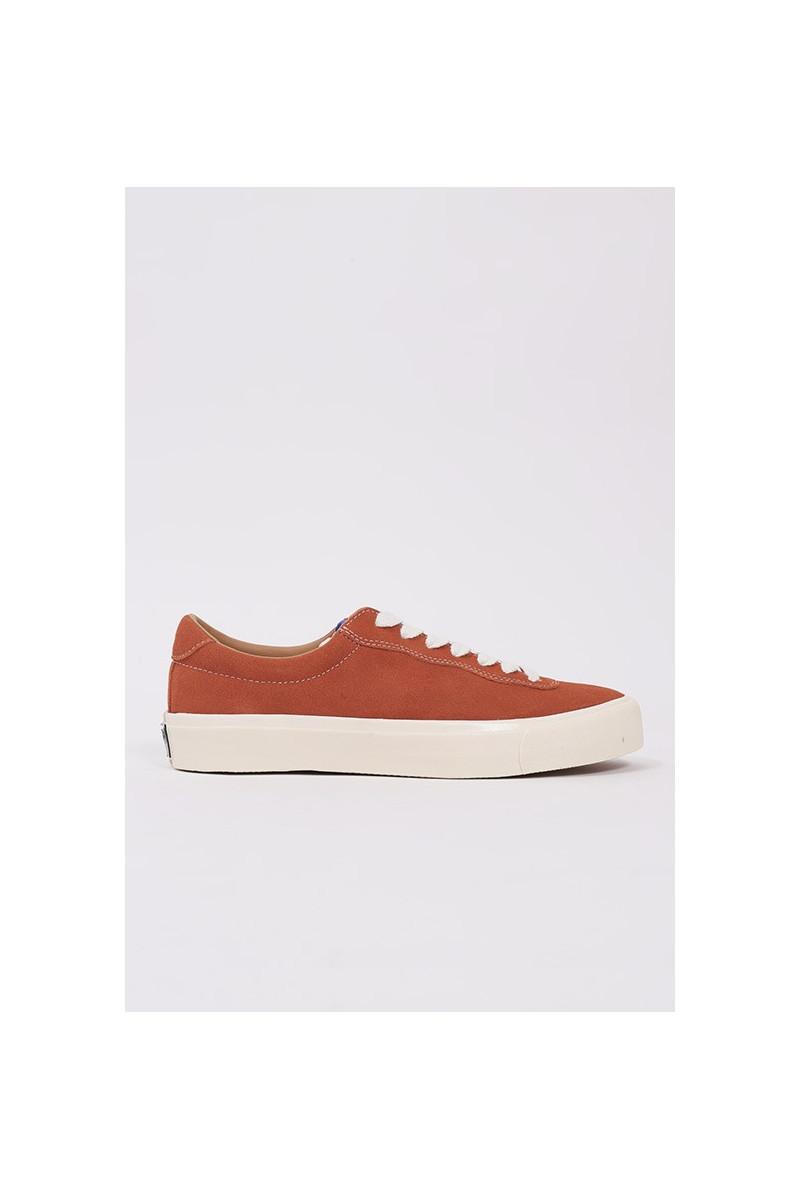 Vm001 suede lo Burnt orange/white