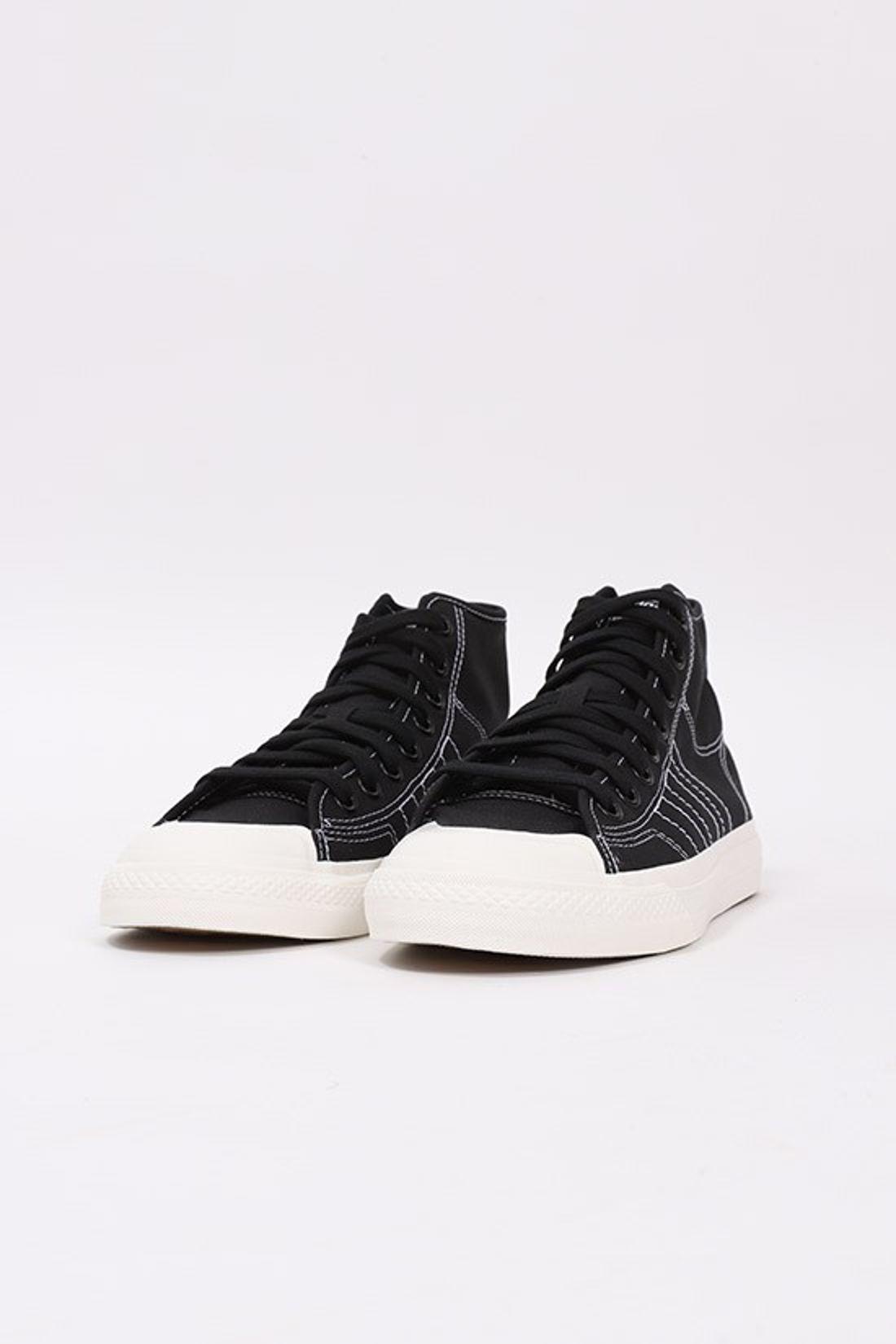 ADIDAS / Nizza hi rf Black/white