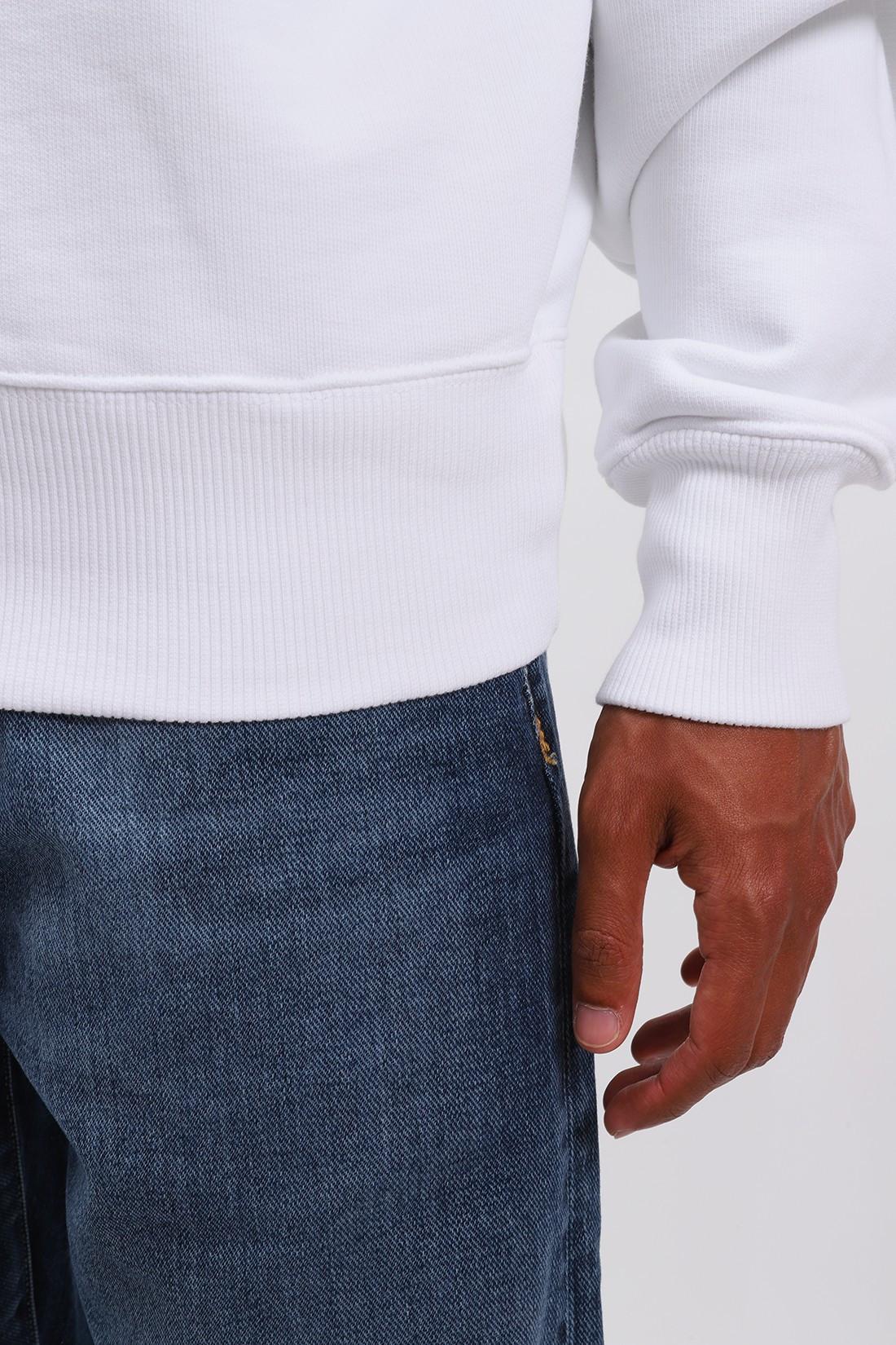 AMI / Ami de coeur sweatshirt White
