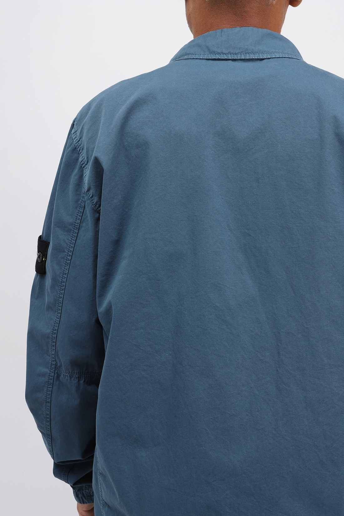 STONE ISLAND / 113wn overshirt v0123 Ottanio