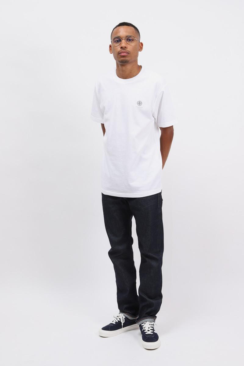 23742 fissato t shirt v0001 Bianco