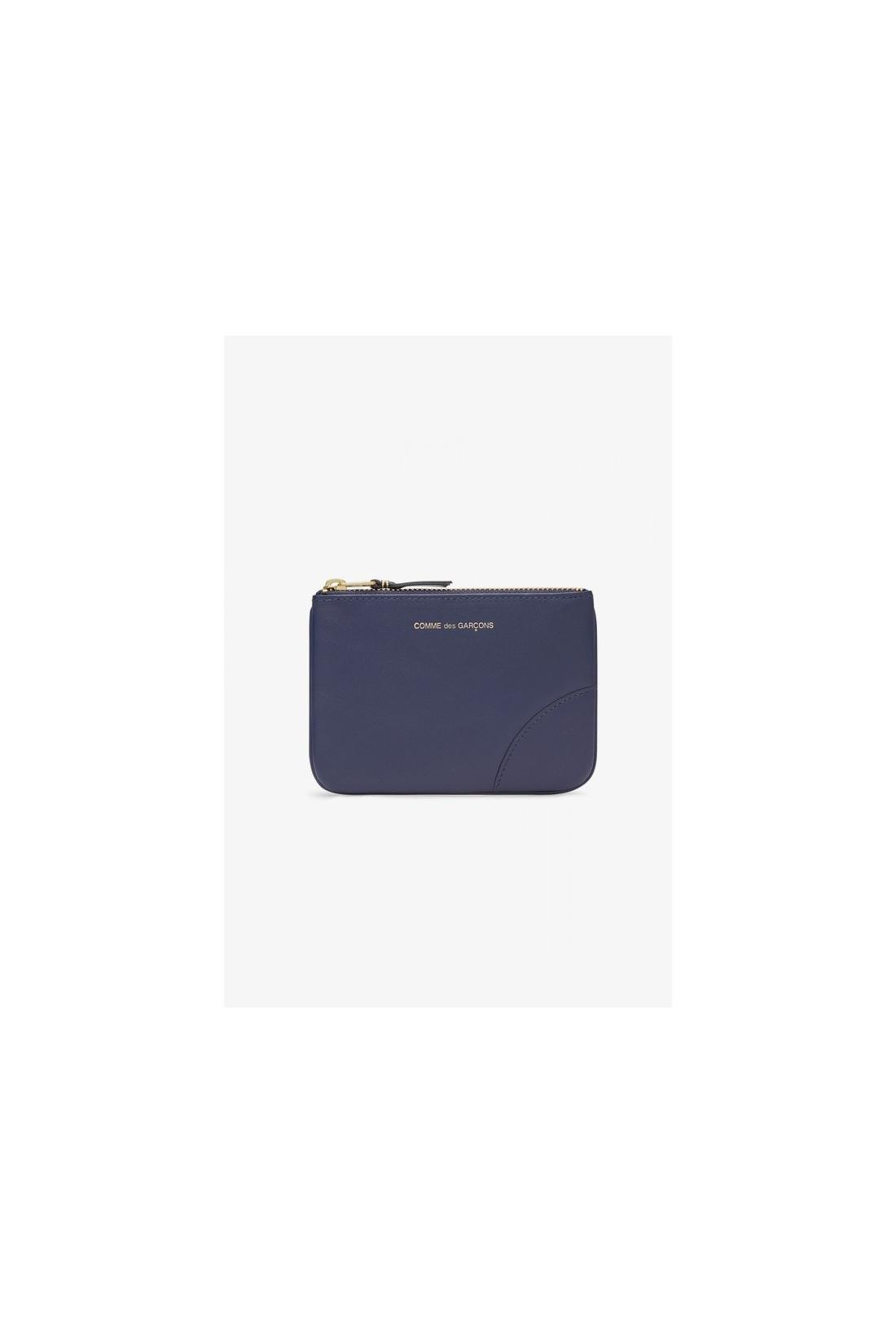 COMME DES GARÇONS WALLETS / Cdg leather wallet classic Navy