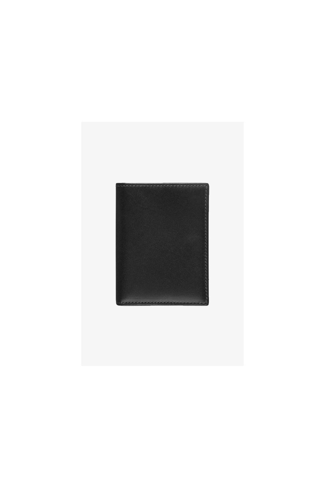 COMME DES GARÇONS WALLETS / Cdg leather wallet classic Black