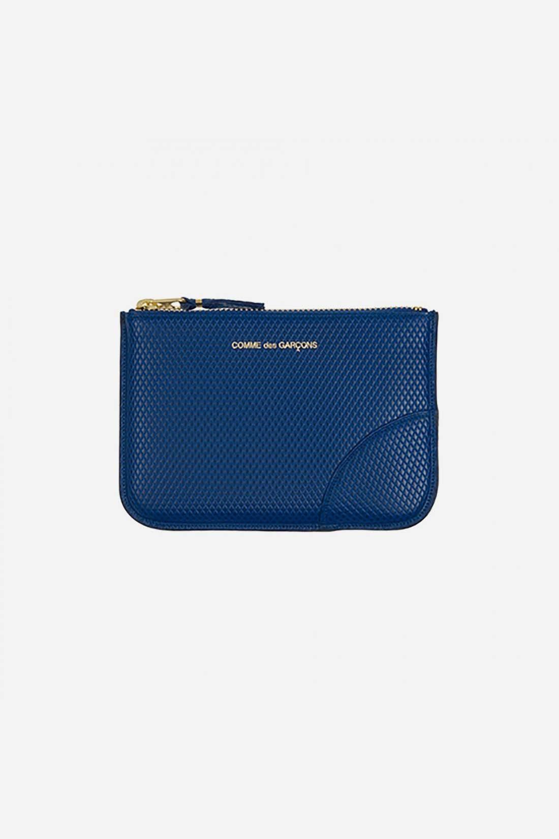 COMME DES GARÇONS WALLETS / Cdg luxury group sa8100g Blue