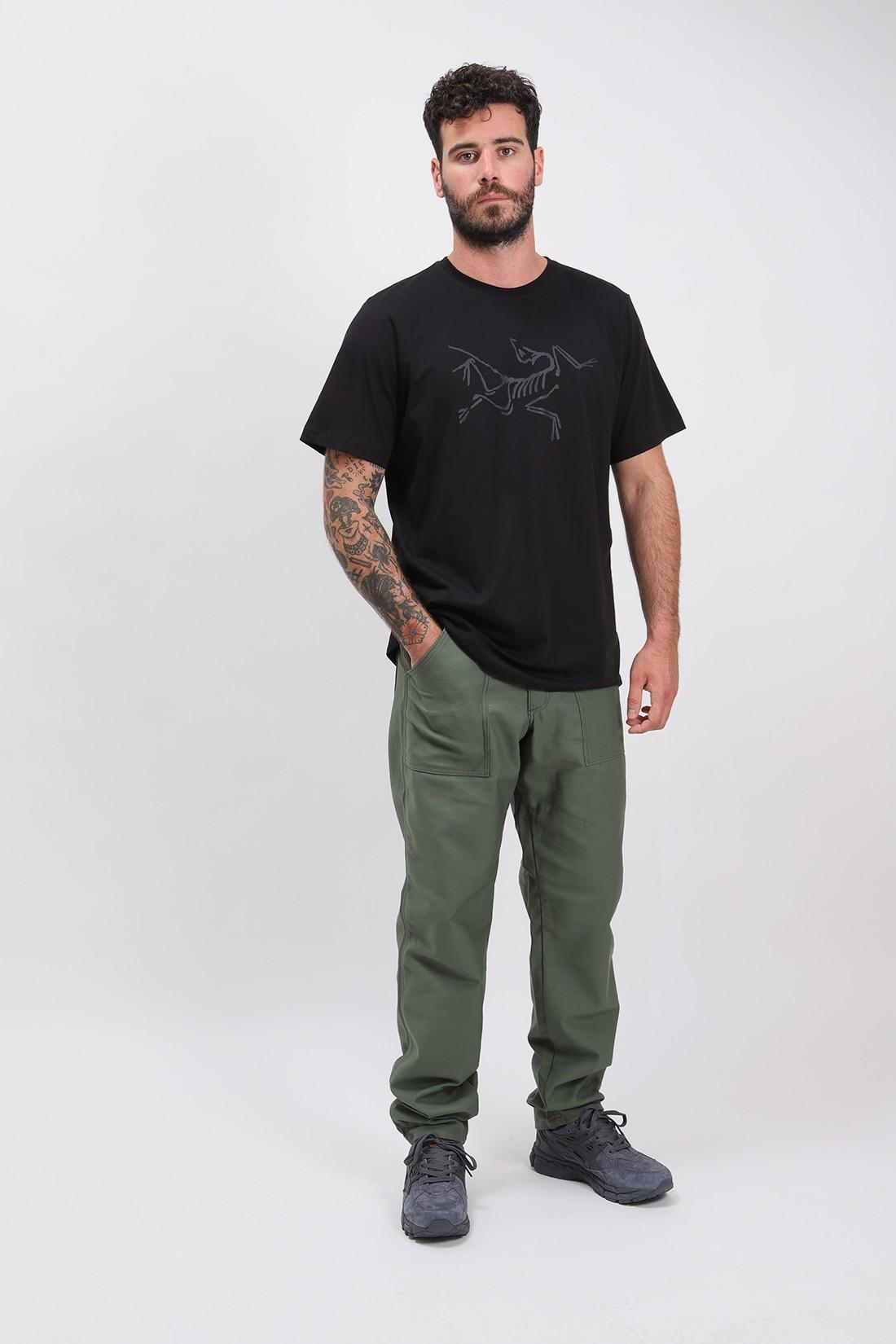 ARC'TERYX / Archaeopteryx tshirt ss mens Black