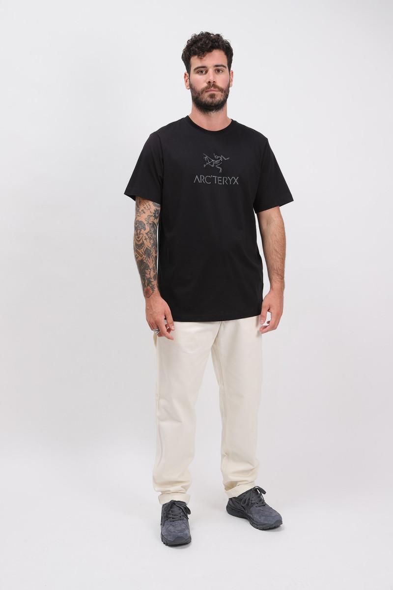 Arc'word tshirt ss mens Black